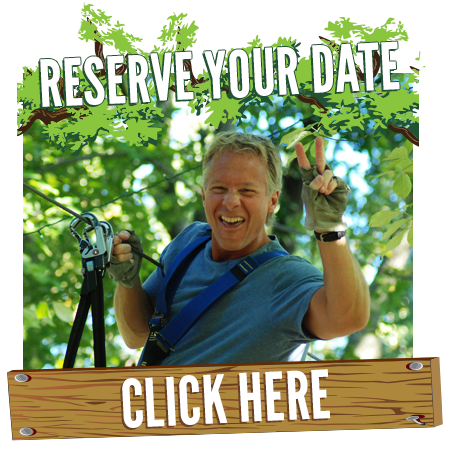 Reserve Your Team Building Outing - TreeHoppers Aerial Adventure Park