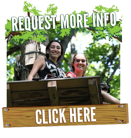 Request More Info - TreeHoppers Aerial Adventure Park