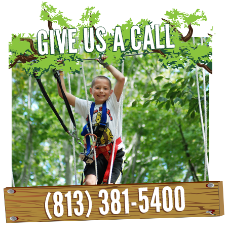 Adventure Parties at TreeHoppers Aerial Adventure Park