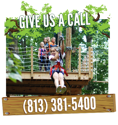 Church, Youth and School Outings - TreeHoppers Aerial Adventure Park