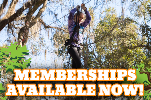 Adventure Memberships