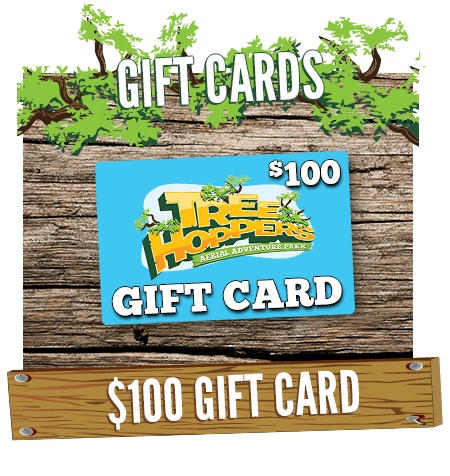 TreeHoppers Gift Cards