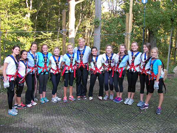 Youth & Sports Groups - TreeHoppers Aerial Adventure Park