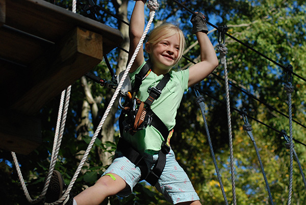 Birthday Parties at Treehoppers Aerial Adventure Park