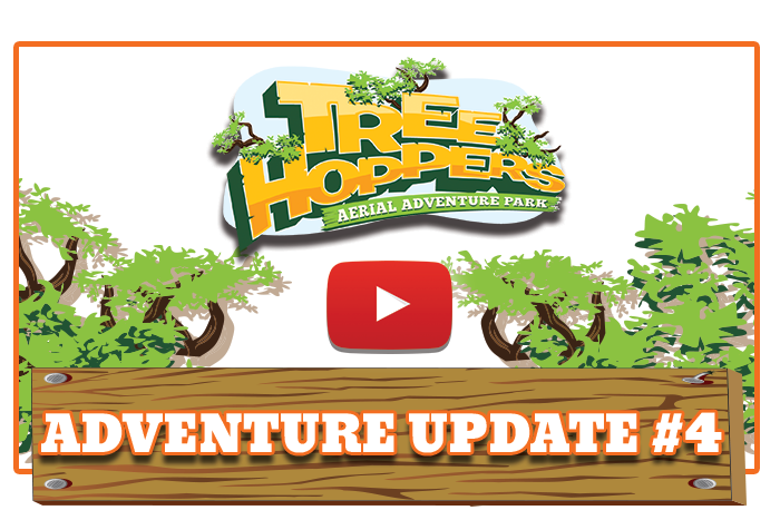 White River Ziplines - TreeHoppers Adventure Update #4