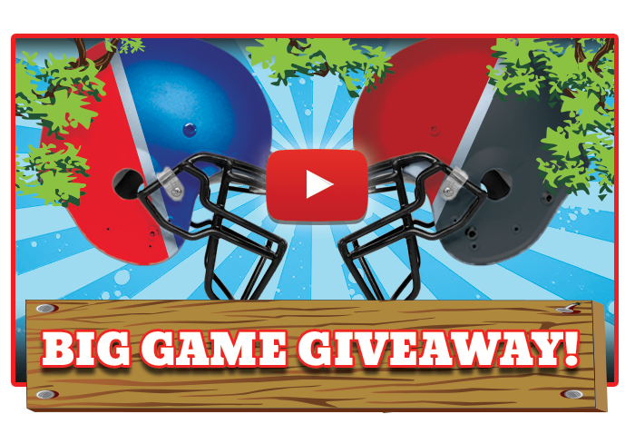 White River Ziplines - TREEHOPPERS BIG GAME GIVEAWAY