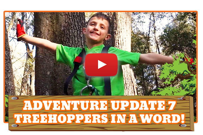 White River Ziplines - TreeHoppers Adventure Update #7