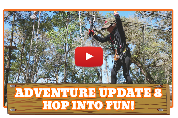 White River Ziplines - TreeHoppers Adventure Update #8