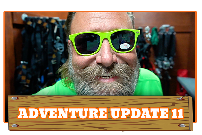 White River Ziplines - TreeHoppers Adventure Update #11