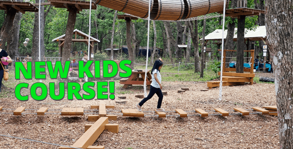 little lemurs kids course - treehoppers